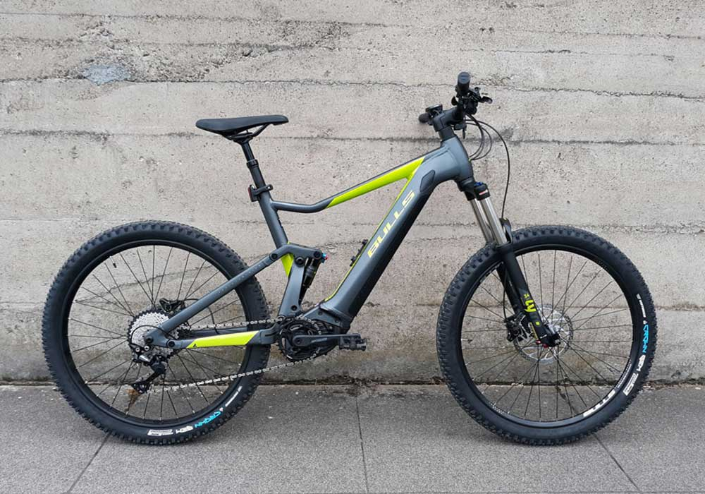 BULLS Copperhead AM 1 electric bike