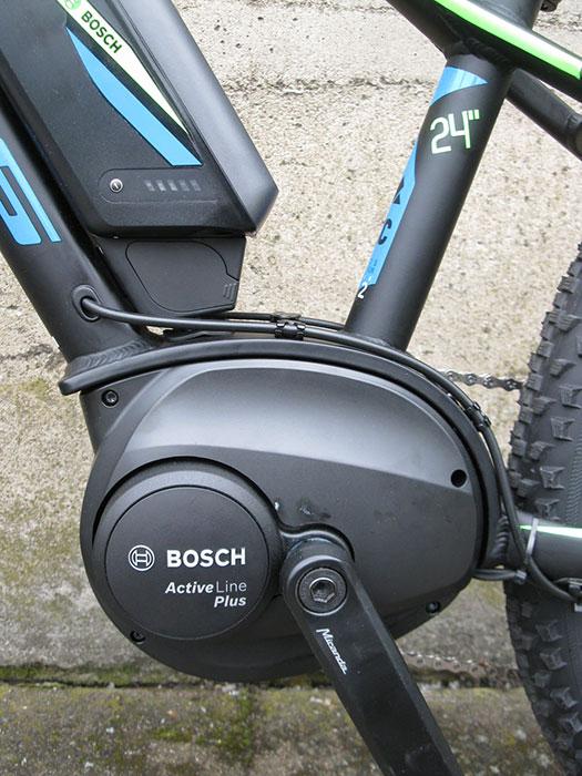 BULLS Twenty4 E Bosch Mid Drive