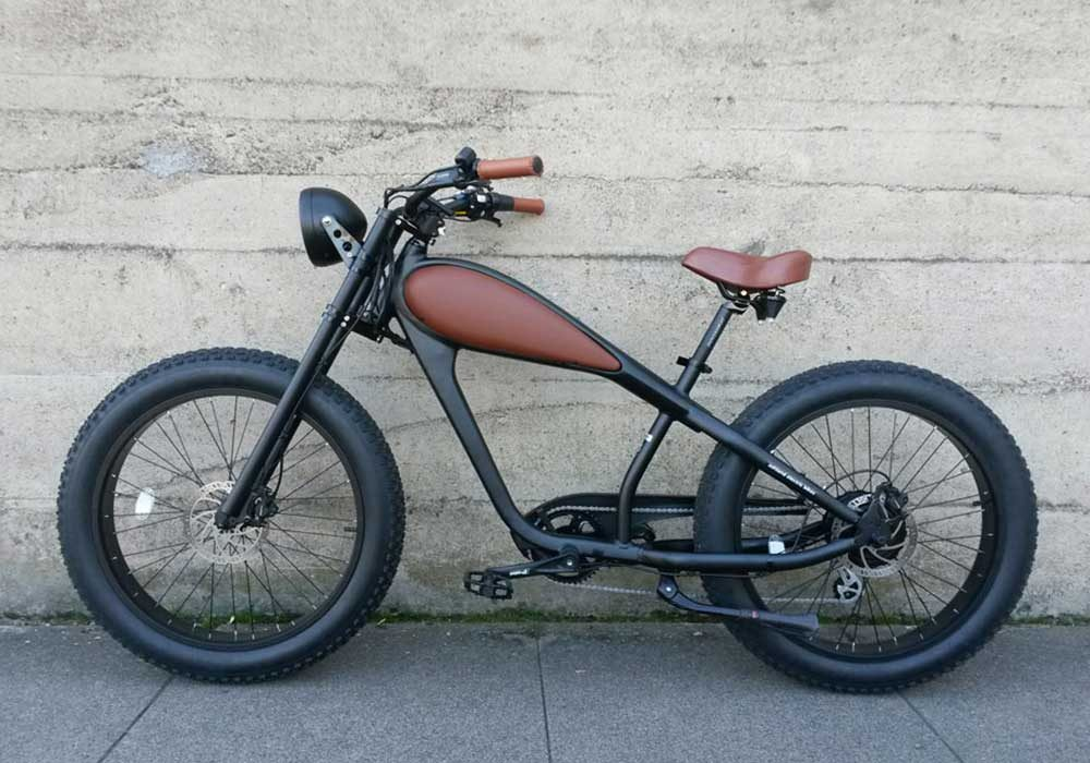 Civi Cheetah electric bike