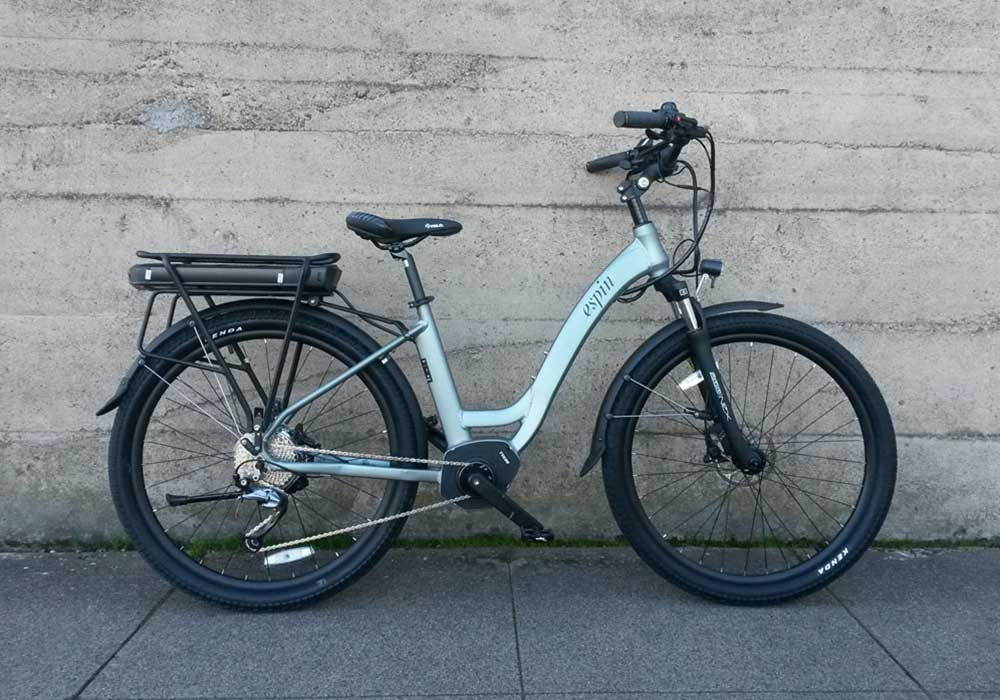 Espin Reine electric bike