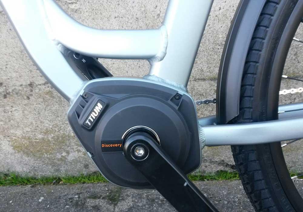 Espin Reine electric bike