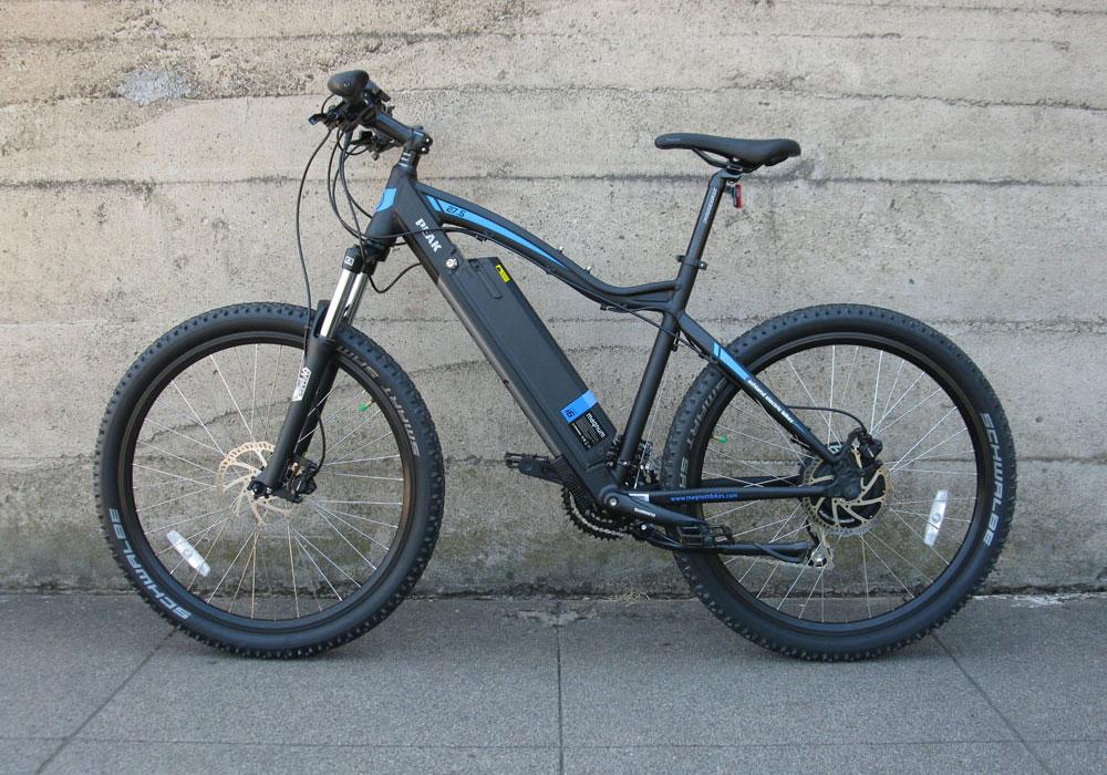 Magnum Peak electric bike
