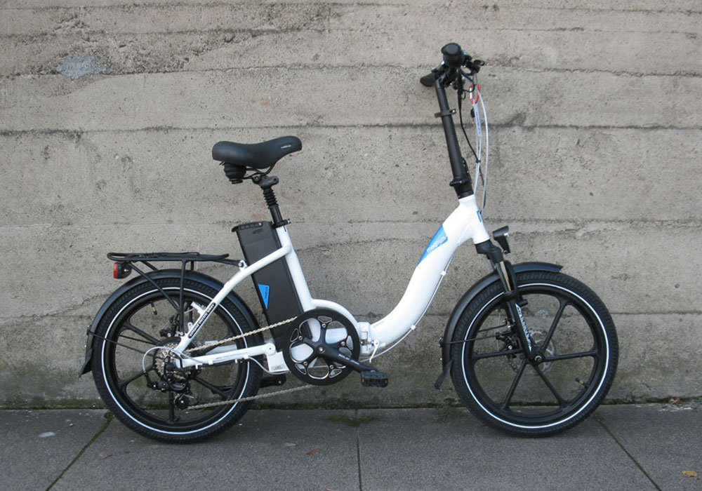 Magnum Premium Folding Electric Bike
