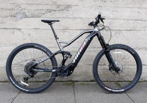 Niner RIP e9 29er electric bike