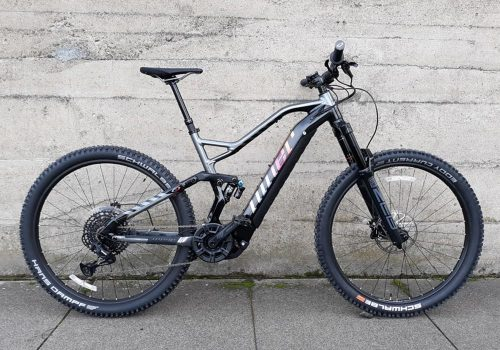 Niner RIP e9 29er electric bike