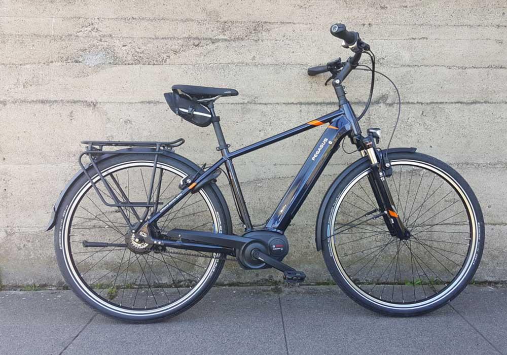 Pegasus Nu Diamond electric bike