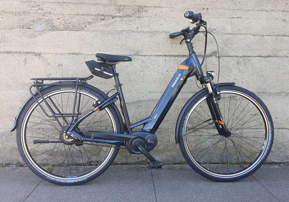 Pegasus Nu wave electric bike