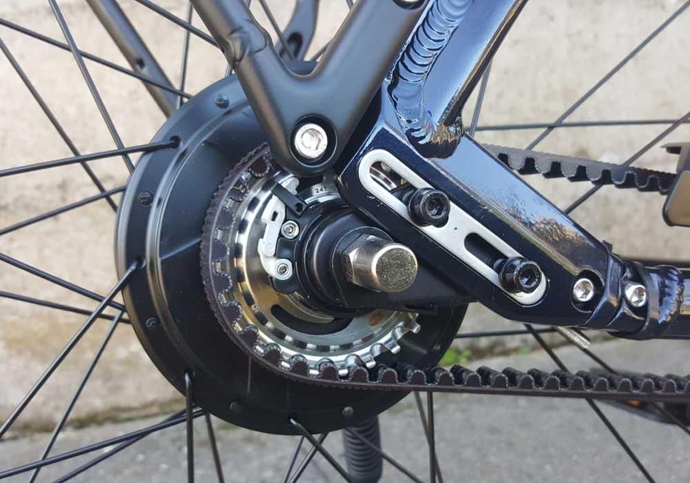 Pegasus Nu electric bike component