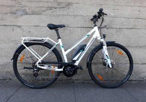 Pegasus Premio Cross Step Thru electric bike