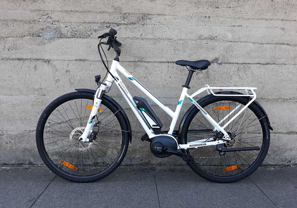 Pegasus Premio Cross Step Thru electric bike