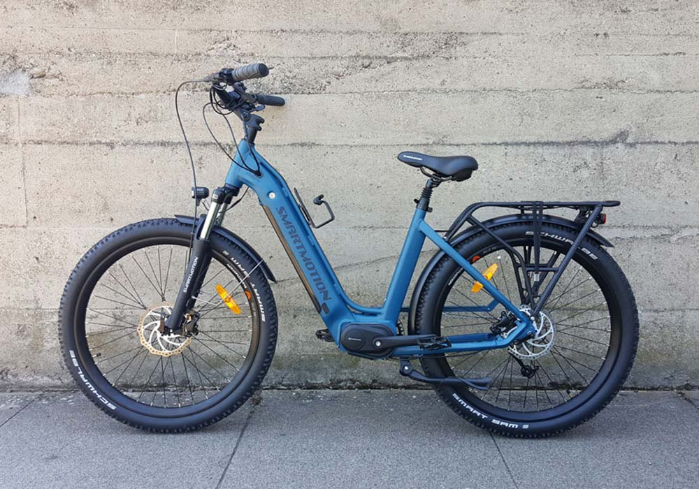Smartmotion X-City Commuter