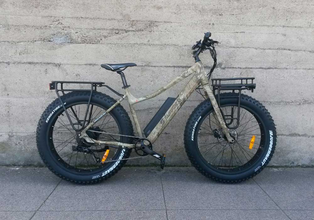 Surface 604 Boar Electric Fat Bike