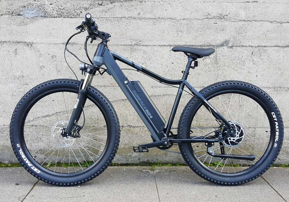 Surface 604 Shred electric bike