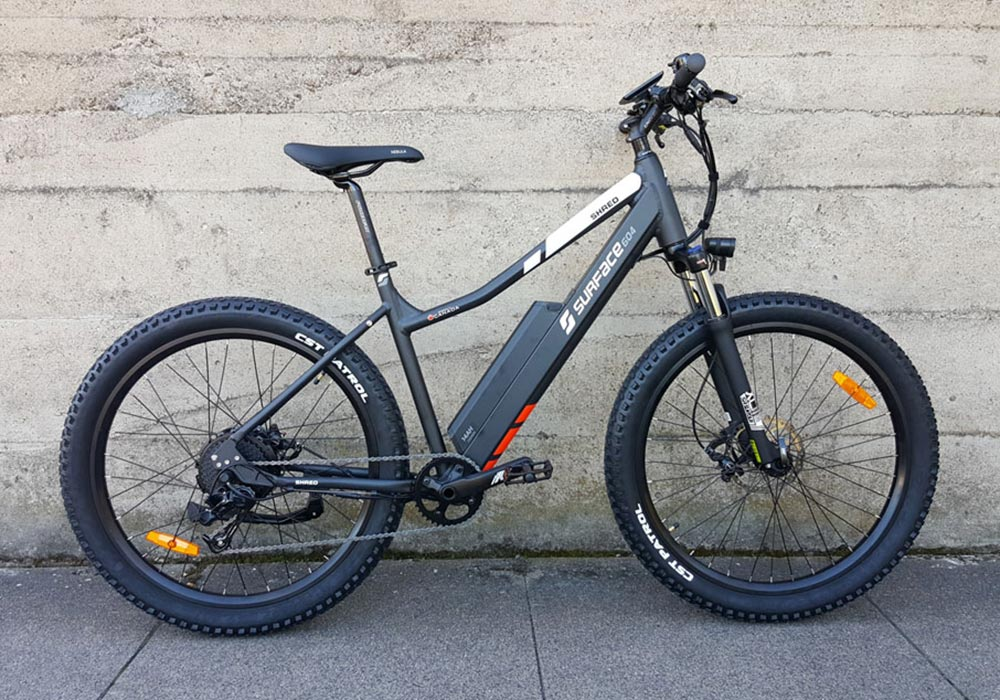Surface 604 Shred Electric Mountain Bike