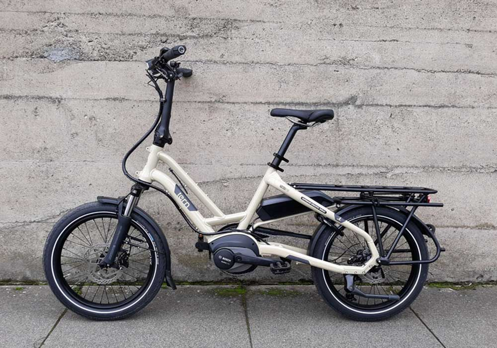 Tern HSD P9 Electric Cargo Bike