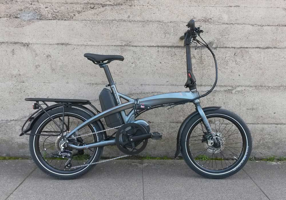 Tern Vektron D8 electric bike