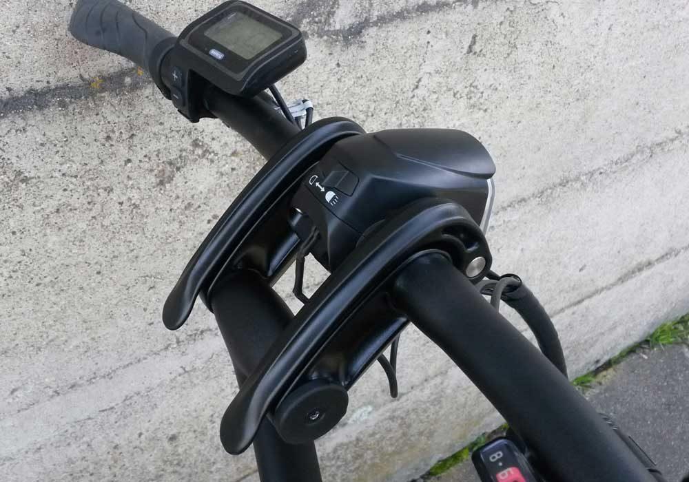 Tern Vektron D8 electric bike