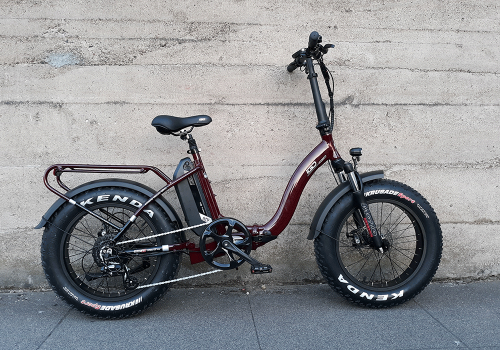 iGO Royal electric bike