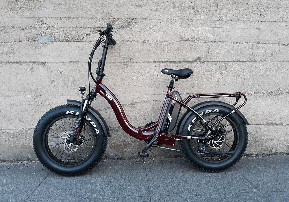 iGO Royal electric bike
